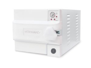 Autoclave Analógica Ciclo Silencioso 21 Litros - Stermax