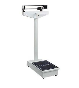 Balança Mecânica Infantil Antropométrica Adulto 300 KG X 100 Gramas 104 A - Welmy
