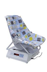 Balança Digital Infantil com Cadeirinha 15 KG X 5 Gramas Led 109 EC - Welmy