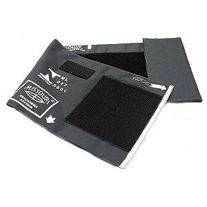 Braçadeira em Nylon com Fecho Velcro Obeso - Missouri