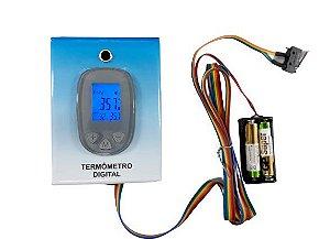 Termômetro Digital Infravermelho Adaptável em Totem