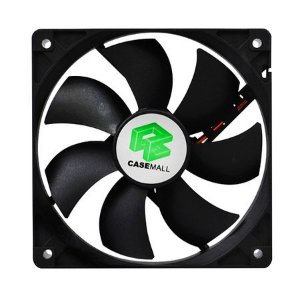 CASE FAN CASEMALL HURRICANE 12CM