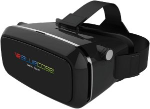 Óculos Realidade Virtual Bluecase - VRBC01 - Preto