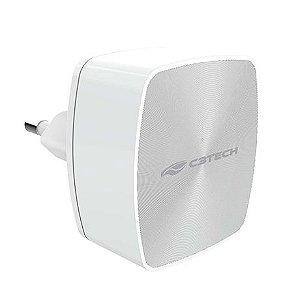 Carregador para Smartphone AC/USB Universal UC-240WH C3Tech