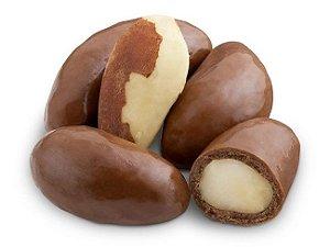 Castanha do Pará com Chocolate - Rei das Castanhas