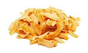 Chips de Coco Caramelizado - Rei das Castanhas