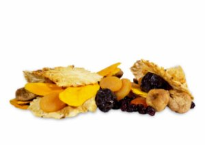 Mix de Frutas Secas Desidratadas - Rei das Castanhas