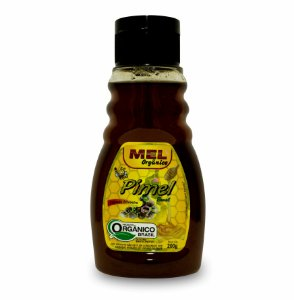 Mel Orgânico Florada Silvestre 200g - Pimel