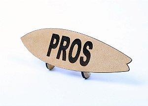 Mini Prancha de Surf PROS