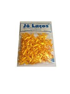 Laço 00 Amarelo Ouro Ref: 1010