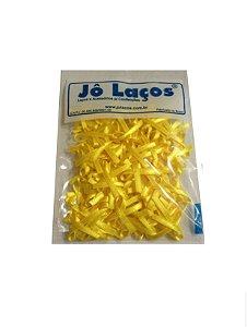 Laço 00 Amarelo Canário Ref: 1010