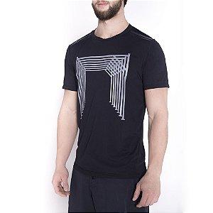 T-SHIRT RIG-INFINITY BLACK