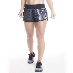 SHORTS LO CARBON-CHESS BLACK