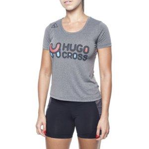 T-SHIRT HUGO CROSS FEMININA
