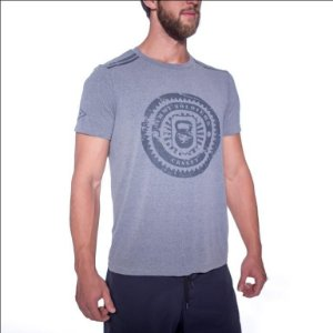 T-SHIRT SOLDIER - LIGHT GRAY