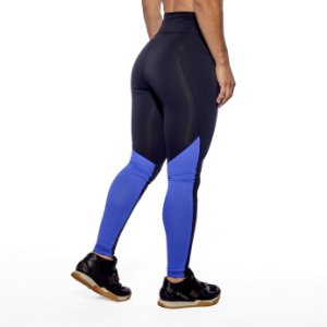 LEGGING X-HI - OVERCLOCK - ROYAL BLUE