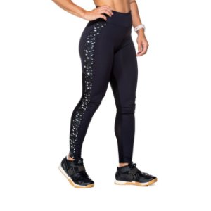 LEGGING WINDY - BLACK STARS