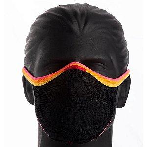 Kit Máscara Fiber + Protetor + 30 filtros