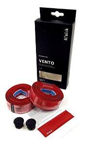 Fita De Guidao Fizik Vento Microtex Tacky Vermelha 2.00 mm