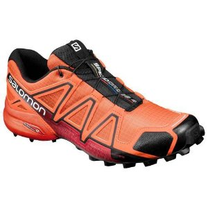 Tênis Speedcross 4 Masc Laranja/Vermelho Salomon