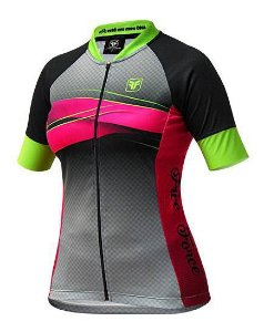 Blusa Ciclismo Fem Swell Free Force