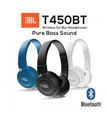 Fone Jbl Bluetooth T450Bt