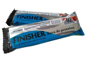 Barra De Carboidrato E Proteinas Finisher 42K