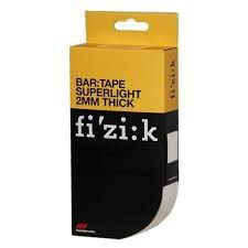 Fita De Guidao Fizik Superlight Tacky Branca Com Logo