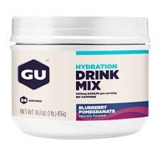 Drink Gu Energy Hidroeletrolitico Blueberry E Roma -840G