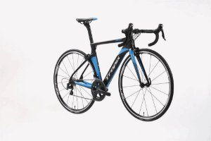 Bicicleta Tropix Milan Carbono