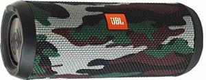 Caixa Jbl Flip 4 Camuflada Edição ilimitada
