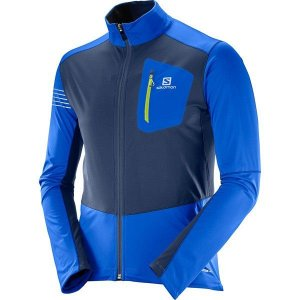 Jaqueta Corta Vento Rs Softshell Salomon