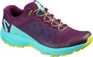 Tenis Salomon Elevate Roxo Azul