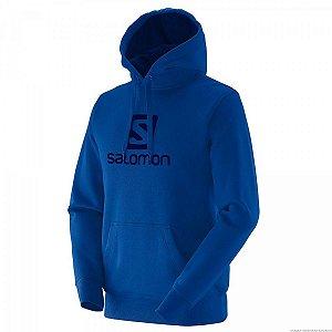 Moleton Logo Hoodie Salomon