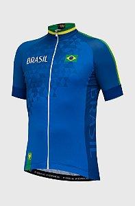 Camisa Masc Brasil Azul Free Force