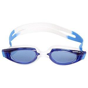 Oculos Speedo Diamond Branco Azul