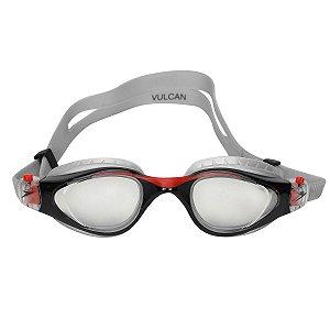 Oculos Speedo Vulcan Prata Cristal