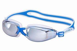 Oculos Speedo X Vision Transparente Azul