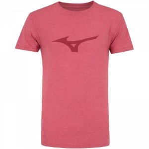 Camiseta Mizuno Soft Chilli Pepper