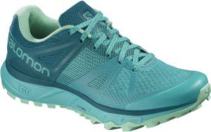 Tenis Salomon Trailster Verde