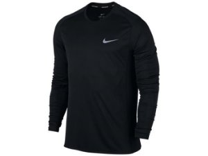 Camiseta Nike Ml Dry Miller Top Ls