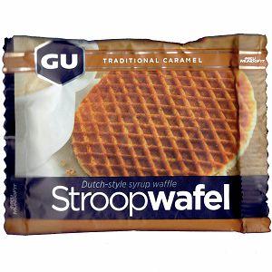 Gu Stroopwafel Waffle Caramelo Caixa 16 Un. Val. 01/2019
