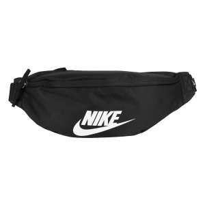 Pochete Nike Heritage Hip Pack Preto Branco