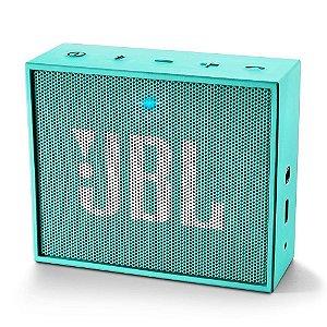 Caixa de som JBL GO TEAL