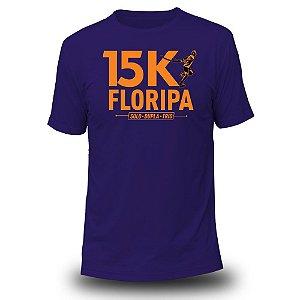 Camiseta 15k Floripa
