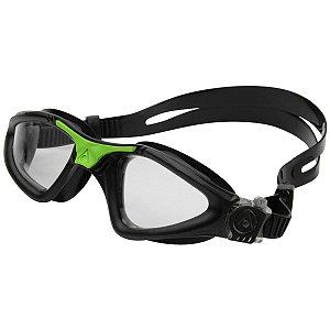 Oculos Aqua Sphere Kayenne Verde Lente Transparente
