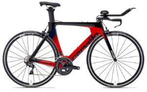 P3 Rim Ultegra 8000 Black/Red/Navy