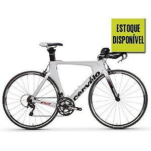 Bicicleta Cervelo P2 105 5800 White/Black