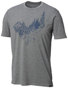 Camiseta Columbia Trail Shaker II Short Sleeve