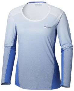 Camiseta Columbia Solar Chill ML
